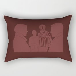 You Are Blowing This Out of Proportion! -Carnage Rectangular Pillow