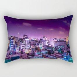 Oh Chi Minh City Rectangular Pillow