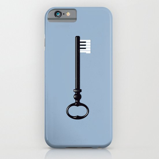 The Key. iPhone & iPod Case