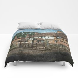 An Oxfordshire Village Comforters