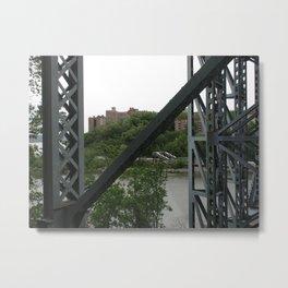 Inwood Hill Park, New York 3 Metal Print