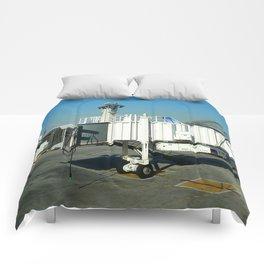 Jetway Seventy-Three Comforters