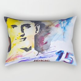 Jokic Rectangular Pillow