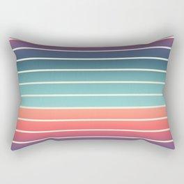 Beach Stripe 2 Rectangular Pillow
