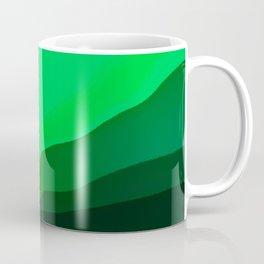 Green Lands and Sky Coffee Mug