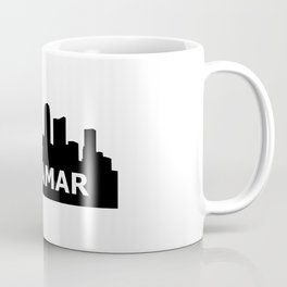 Miramar Skyline Coffee Mug