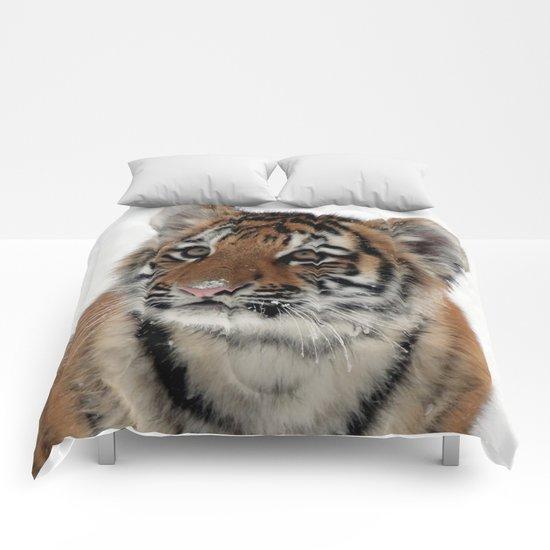Tiger_2015_0114 Comforters