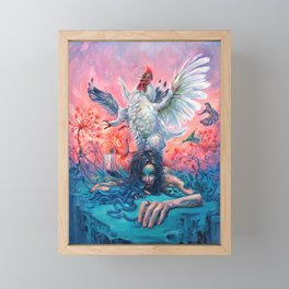 Symphony #4 AM Framed Mini Art Print