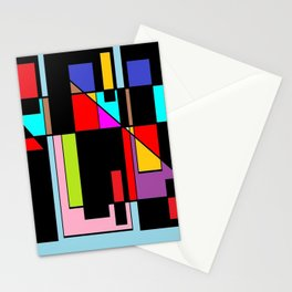 Muchos colores Stationery Cards