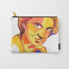 Rosalind Franklin by Aitana Pérez Carry-All Pouch