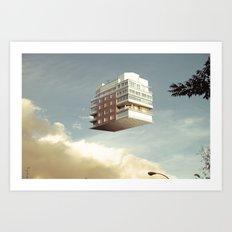 No Way Home (1) Art Print