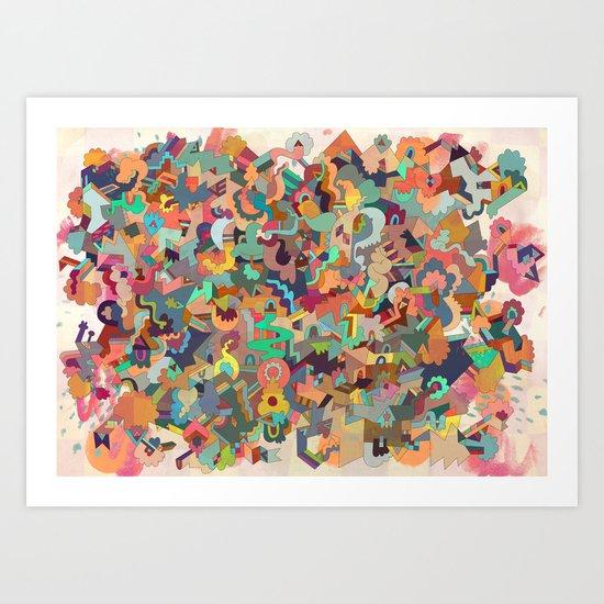 Morven Art Print