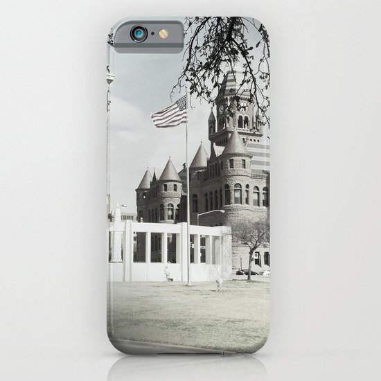 SPRING IN DEALEY PLAZA iPhone & iPod Case