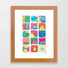 Can Do Framed Art Print