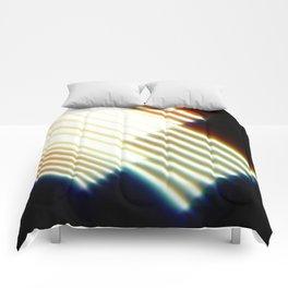 Neon №1 Comforters