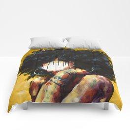 Naturally II GOLD Comforters