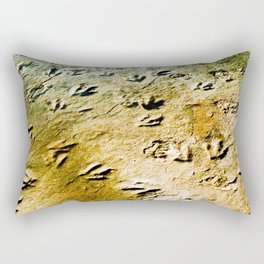 Eubrontes Giganteus Rectangular Pillow