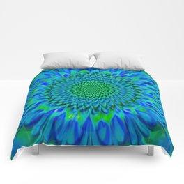 Hypnotix #1 Optical Illusion Comforters