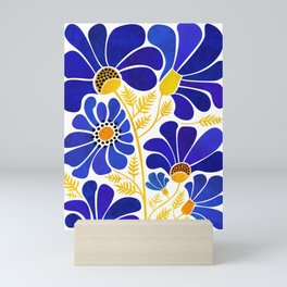 The Happiest Flowers Mini Art Print