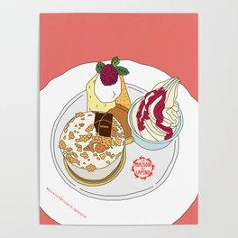 Gorgeous Cake Set Poster