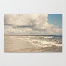 The Atlantic Canvas Print
