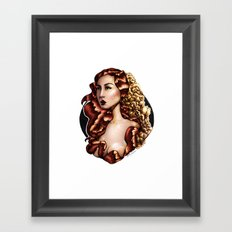 Flora (Firebird) Framed Art Print