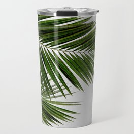 Palm Leaf II Travel Mug