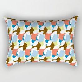 Retro Sync Rectangular Pillow