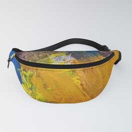 Flower dual Fanny Pack