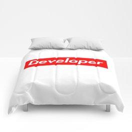 Developer - Programmer supreme Comforters