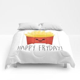 Happy Fryday! Comforters