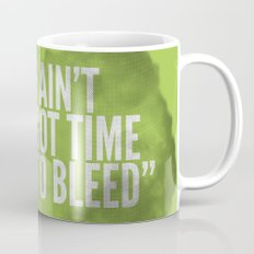 Badass 80's Action Movie Quotes - Predator Mug