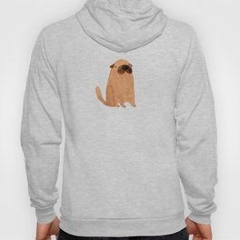 Brown Doggy Hoody