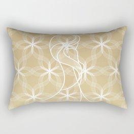 UNDO | Wedding Dress Spring Rectangular Pillow