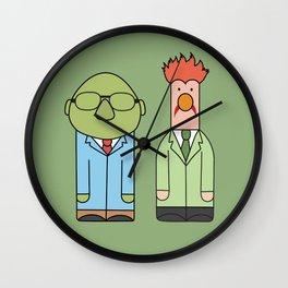 Bunsen & Beaker – The Muppets Wall Clock