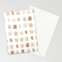 Lotsa Butts! Stationery Cards