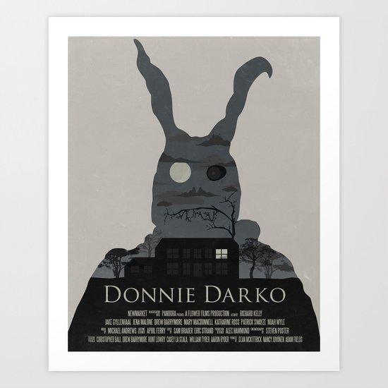Donnie Darko Poster Art Print