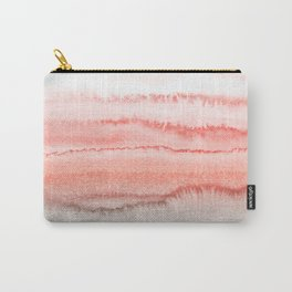 WITHIN THE TIDES CORAL DAWN Carry-All Pouch