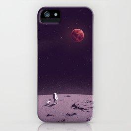Life on Mars iPhone Case