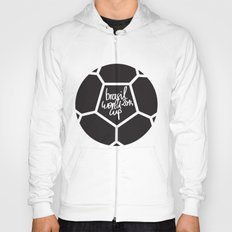 Brazil World Cup 2014 - Poster n°5 Hoody