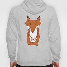 Mr. Fox Loveletter Hoody