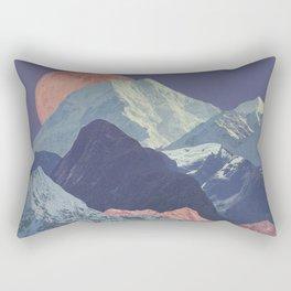 Rainbow Ranges Rectangular Pillow