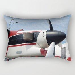 Aviation engine propellers Rectangular Pillow