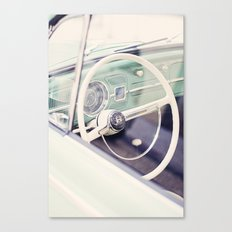 Volante escarabajo.  Canvas Print