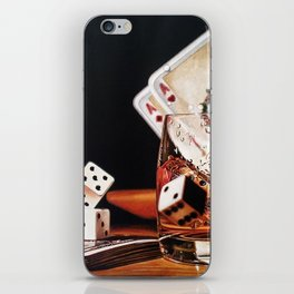 After Hours III iPhone Skin
