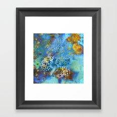 Life Under The Sea Framed Art Print
