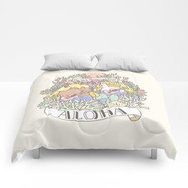 Rodent Mermaid Duo Comforters