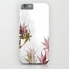 Leaves and Trees Slim Case iPhone 6s