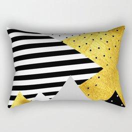 fall abstraction #4 Rectangular Pillow