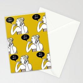 Hit a nerve? Stationery Cards